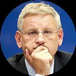 Карл Бильдт,  экс-Премьер-министр Швеции