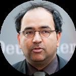 Омид Нурипур, спикер фракции «Зеленых» в парламенте Германии
