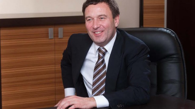 Рушан Хвесюк, главный управляющий директор Альфа банка (Украина)