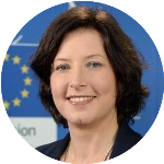 Кэтрин Рэй Спикер верховного представителя ЕС по иностранным делам