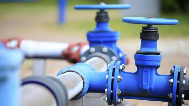 Из-за ремонта трубы в Беларуси, Газпром увеличил прокачку через Украину