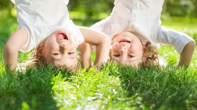 Дети. Фото Ameda