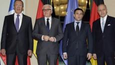 Переговоры глав МИД «Нормандской четверки» прошли безрезультатно