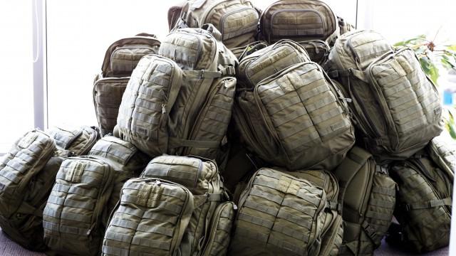 Рюкзаки от «Медсанбата»