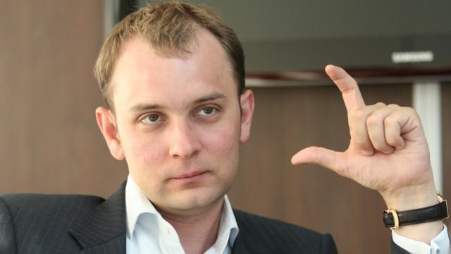 Макар Пасенюк, управляючий директор группы ICU