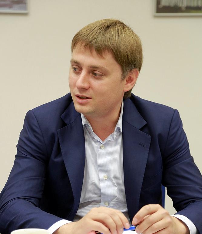 Константин Стеценко, управляющий директор группы ICU