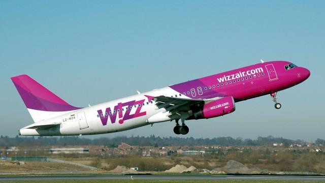 Wizz Аir улетает из Украины