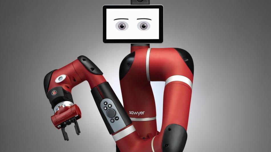 Хозяин может тренировать робота, перемещая свою руку в требуемое положение