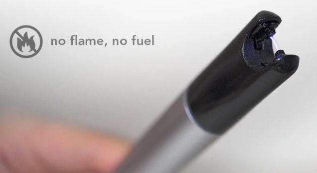 Зажигалка без пламени