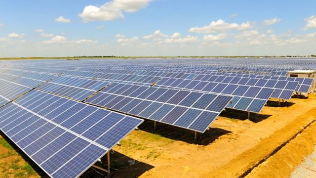 В солнечную электростанцию в Никополе инвестируют 11 млн евро
