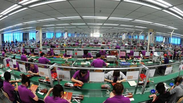 В Китае средняя зарплата втрое выше, чем в Украине