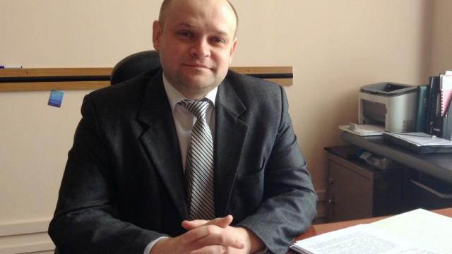 Роман Борисенко, директор департамента персонала Нацбанка