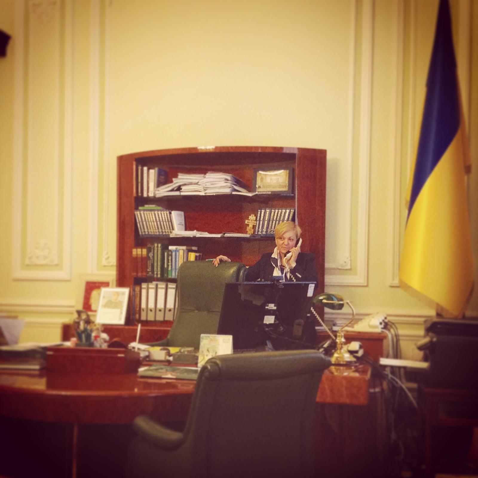 Владимир Гройсман на проводе