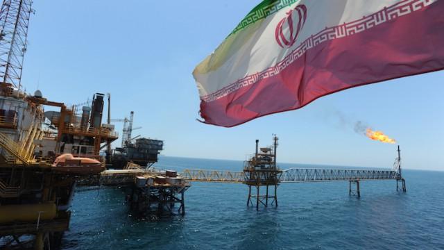 Иранская нефть вышла на рынок