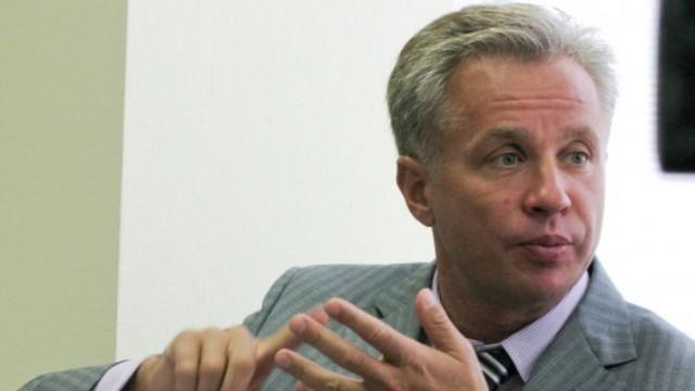 Совладелец Мироновского хлебопродукта Юрий Косюк
