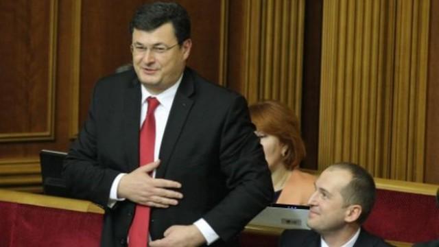 Квиташвили пояснил, почему решил остаться в Кабмине
