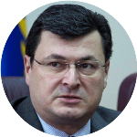 Александр Квиташвили, министр охраны здоровья