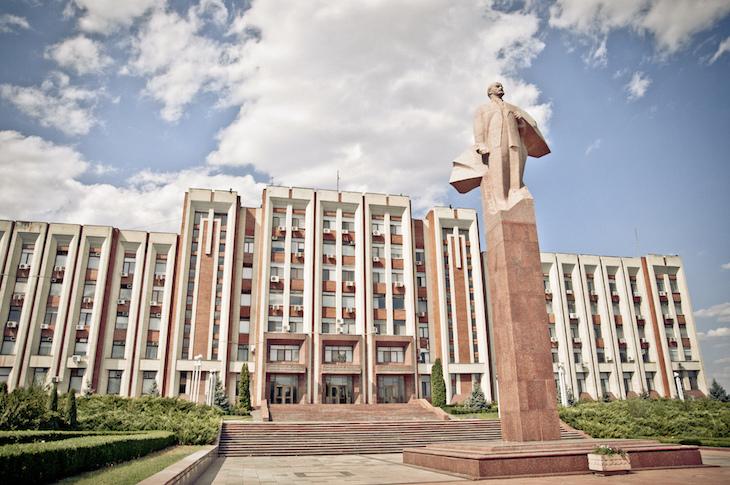 В Приднестровье памятники Ленину в почете