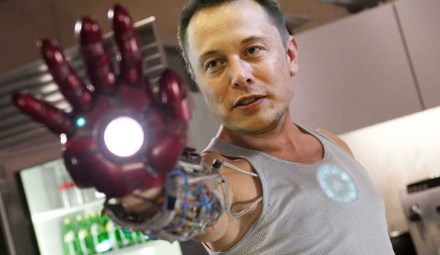 Глава Tesla Motors Илон Маск