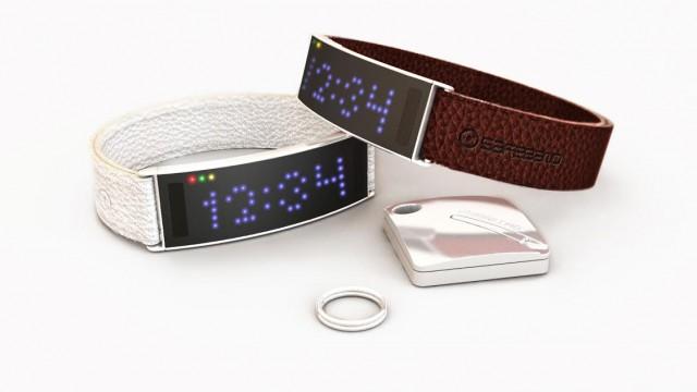 «Умный» браслет SafeBand