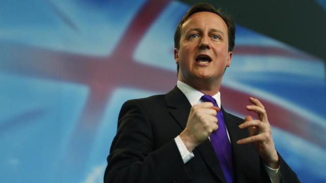 Консерваторы побеждают в Великобритании