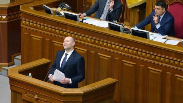 Выступление Борислава Березы обернулось фарсом
