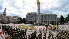 Тбилиси, День независимости Грузии