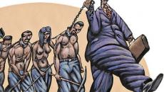 Полиция уточнила, кого больше продают в рабство
