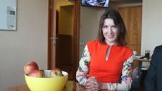 Терезия Бабич, представитель «Укравтодора»