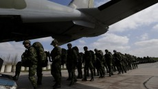Чешские военные отправляются на учения в Польшу