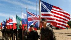 Солдаты стран НАТО в Литве