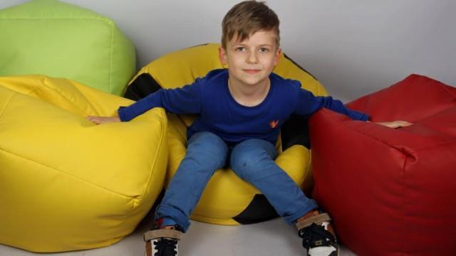 Бескаркасная мебель безопасна для детей