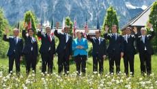 Украину пригласили на встречу министров большой семерки