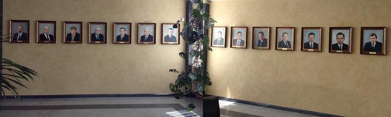 Министерский иконостас