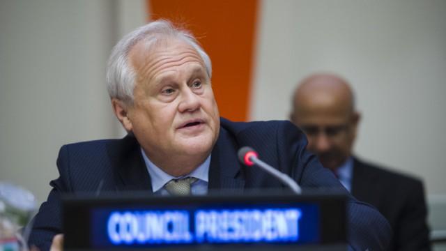 Мартин Сайдик, представитель ОБСЕ в Украине