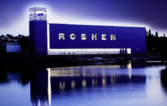 Roshen пошел в Польшу