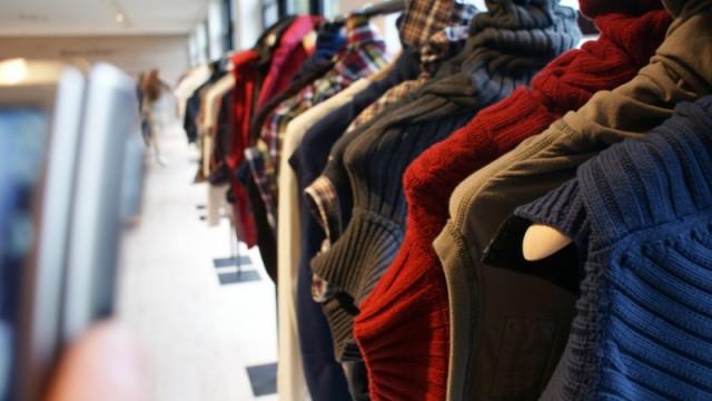 Магазины одежды бьют антирекорды по продажам
