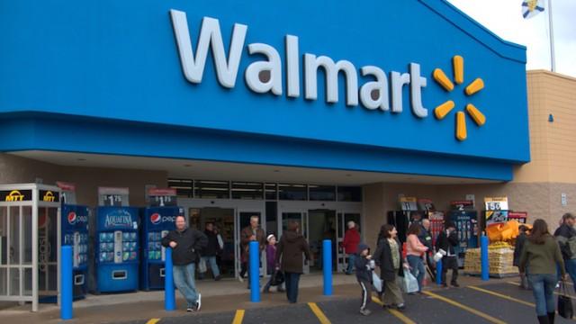 Walmart разрабатывает беспилотную магазинную тележку