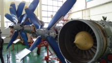 Украина поставит авиадвигатели в Австрию