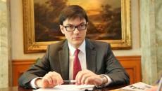 Андрей Пивоварский в своем кабинете