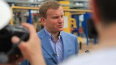 Директор «Укргаздобычи» Сергей Костюк