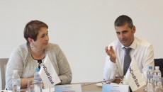 Тамара Савощенко и Мауро Маскио