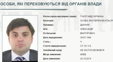 Александр Дынник