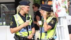 Полиция Швеции