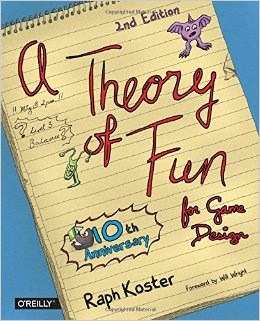 Theory of fun for game design, Раф Костер