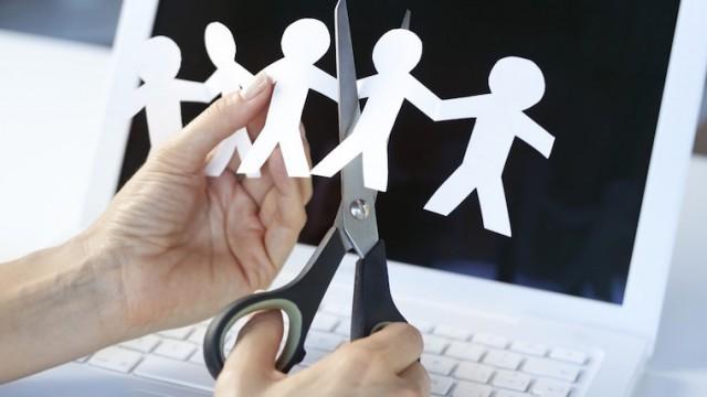 Сокращение персонала - болезненный процесс