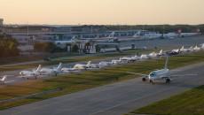 Пассажирские авиаперевозки в Украине выросли на 26,6%