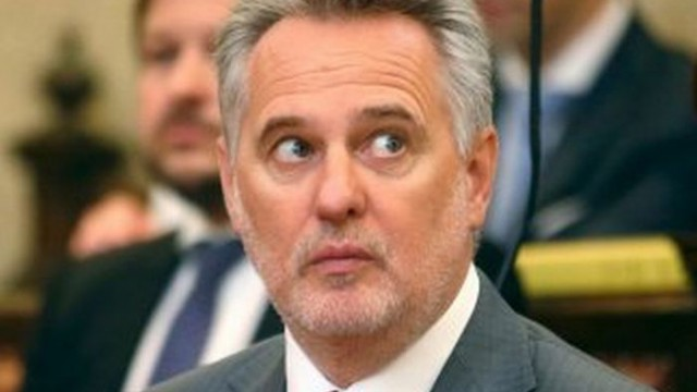 Нафтогаз договорился с компанией Фирташа о поставках газа