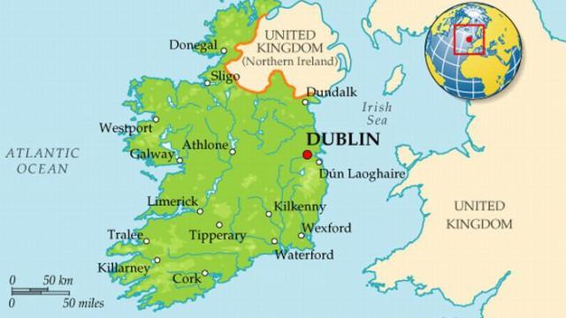 Великобритания пошла на уступки Ирландии по вопросам границ