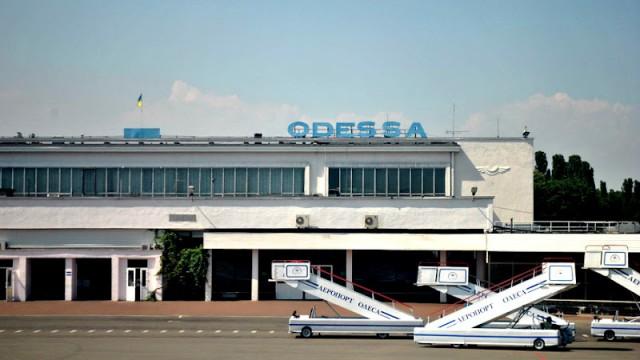 Одесский аэропорт скоро получит новый терминал